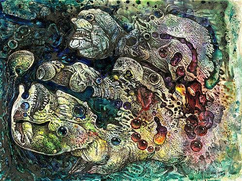 Reef of Dreams print