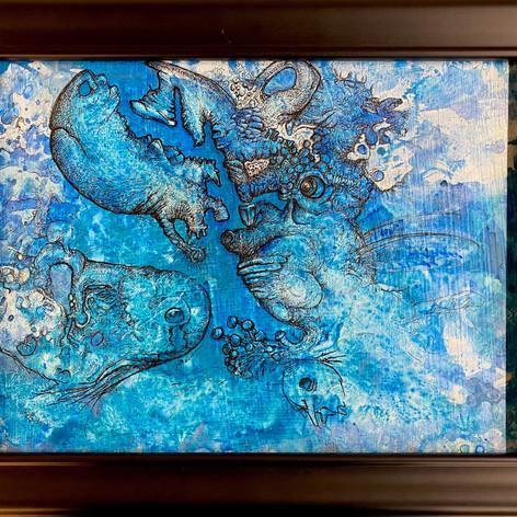 Interdimensional Blue Fairy