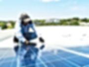 Solar Panel Repair