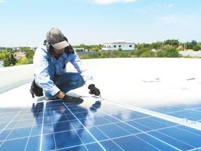 Zijn je zonnepanelen ook verzekerd?