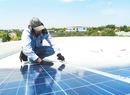 Why solar's resurgence could have a silver lining