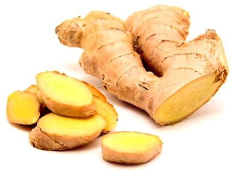 Les bienfaits du gingembre associé avec du miel et du citron.