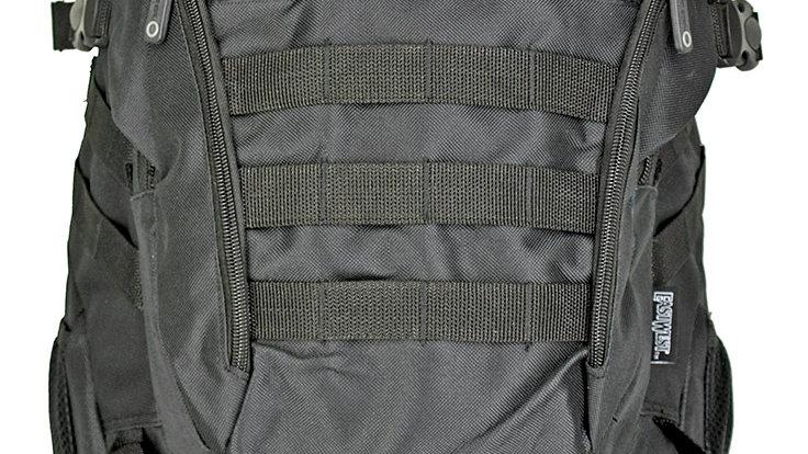 Black Athletic Backpack