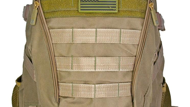 Desert Tan Athletic Backpack