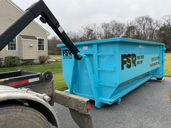 Do You Offer a Service to Fill The Dumpsters?