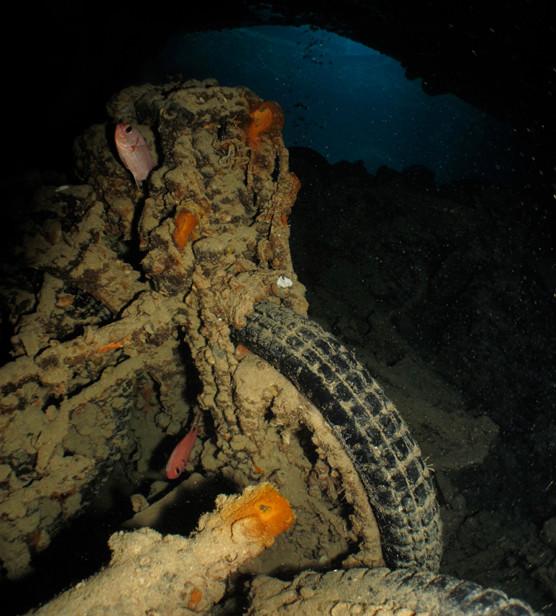 Thistlegorm Wreck, Egypt