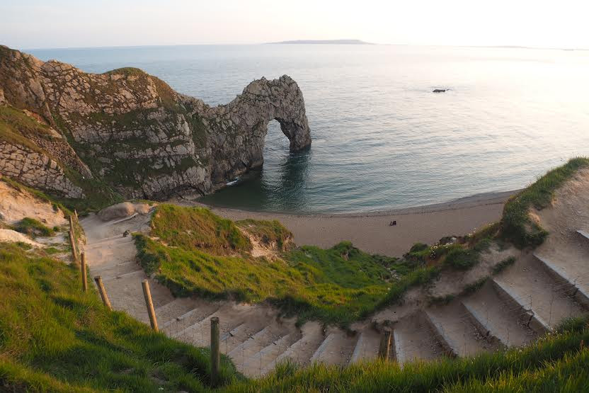 Steps to Paradise, Durdle Door