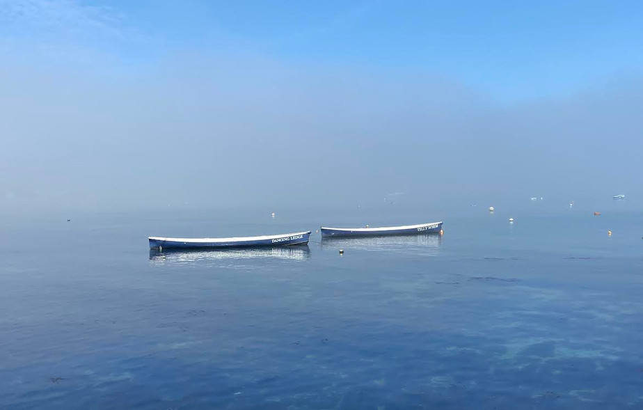 """""""Gigs in the Mist"""" Swanage"""