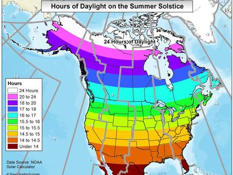 Summer Solstice & Alan Lightman