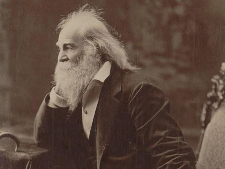 Walt Whitman & Mary Oliver