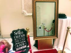 Retro Mirror Booth Toronto