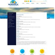 Web Content Management: City of Norwalk