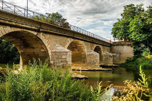 Le Pont de Cheny