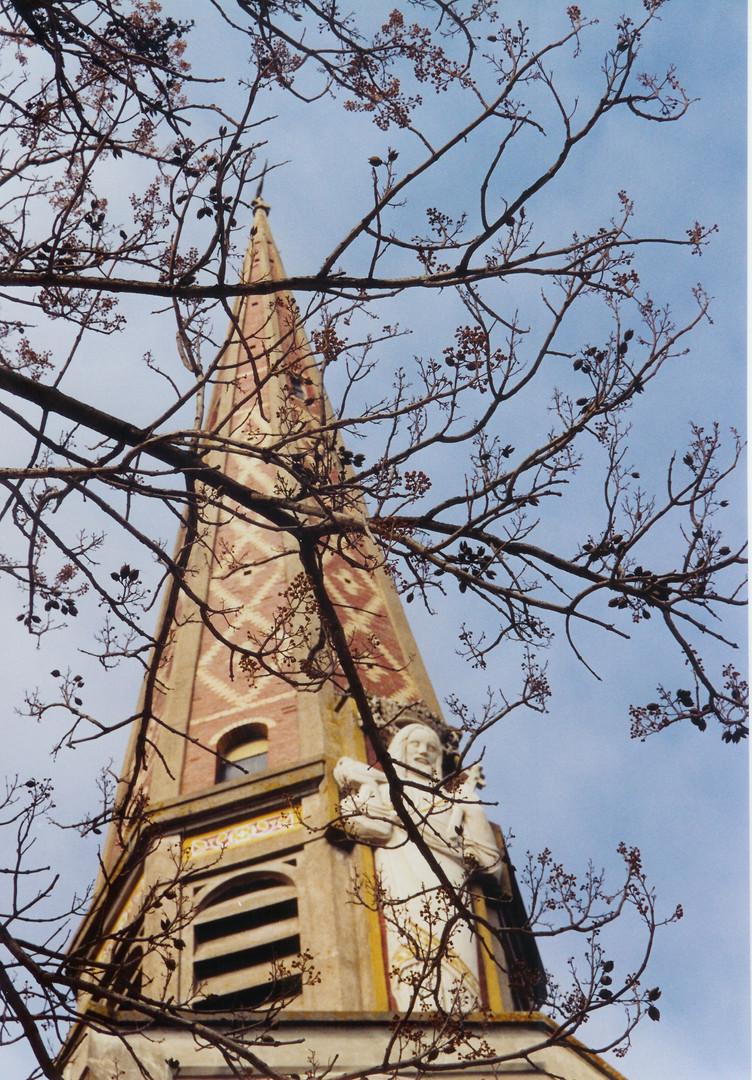 Eglise Christ-Roi Migennes (photo OT Migennes
