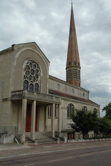 Eglise Christ-Roi Migennes