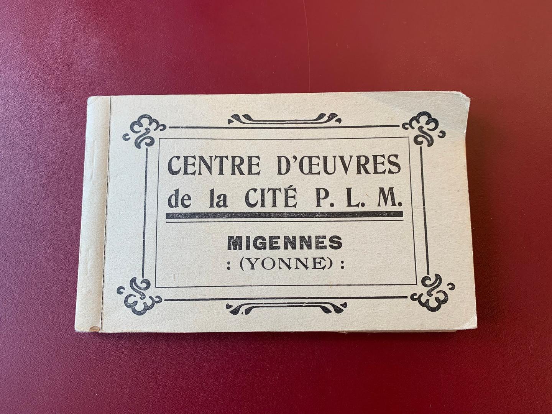 Centre d'Oeuvres de la Cité P.L.M de Migennes