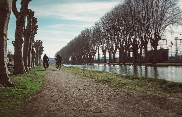 Migennes - Vélo et fromage - Canal de Bo