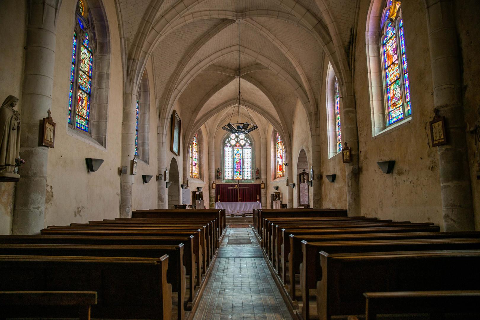 Église de Cheny