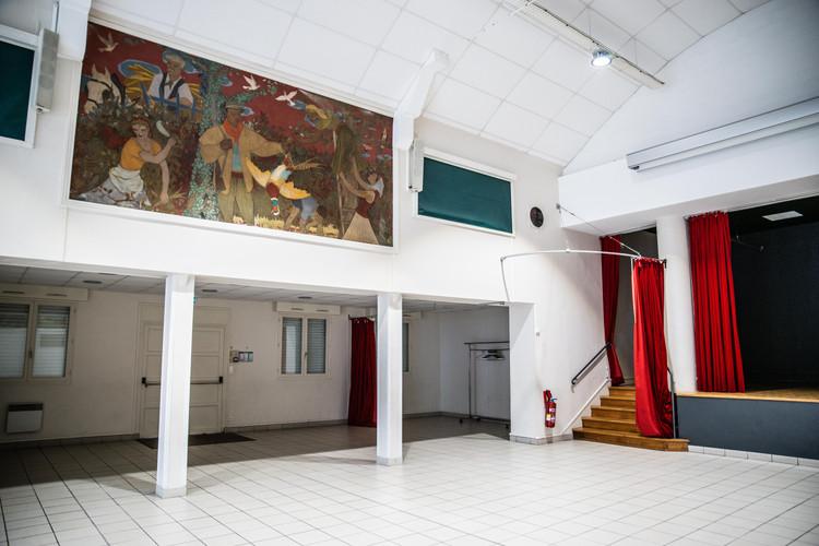 Salle de conférences Cheny