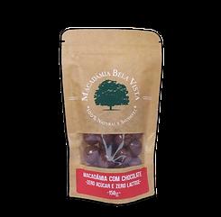macadamia com chocolate sem açucar e lactose
