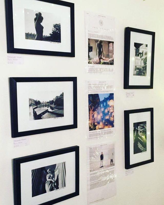 Paris series 💫 #uniqueart #original #photography #popup #hanwell #london #store #shop #startupsist
