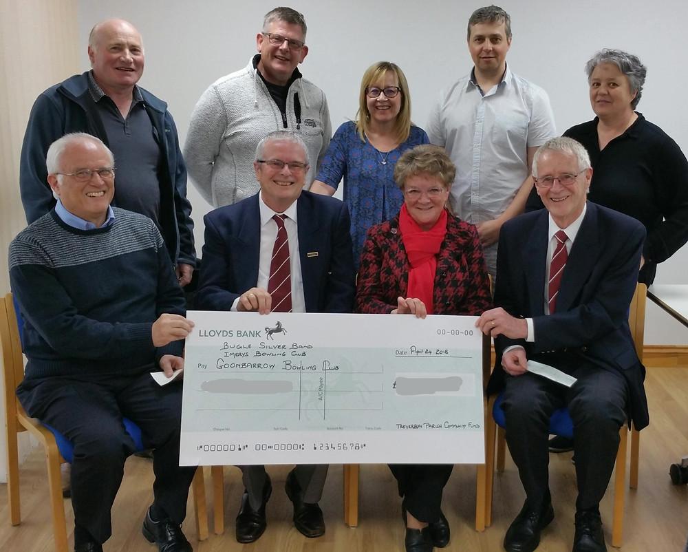 Treverbyn Parish Community Fund