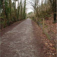 Clay Trail PL26 8RJ hard path.JPG