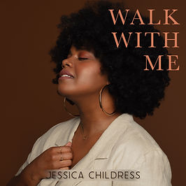 Walk With Me - Jessica Childress Cover A