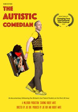 Robert Film Poster - April 28th