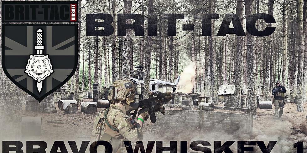 Brit Tac Bravo Whiskey 1 22/11/2020