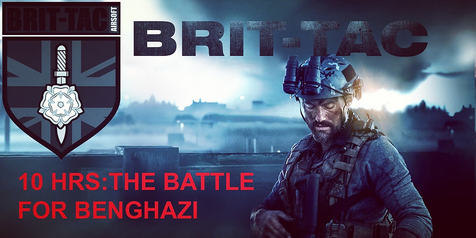 10 Hours: The Battle for Benghazi @ Camp Sparta