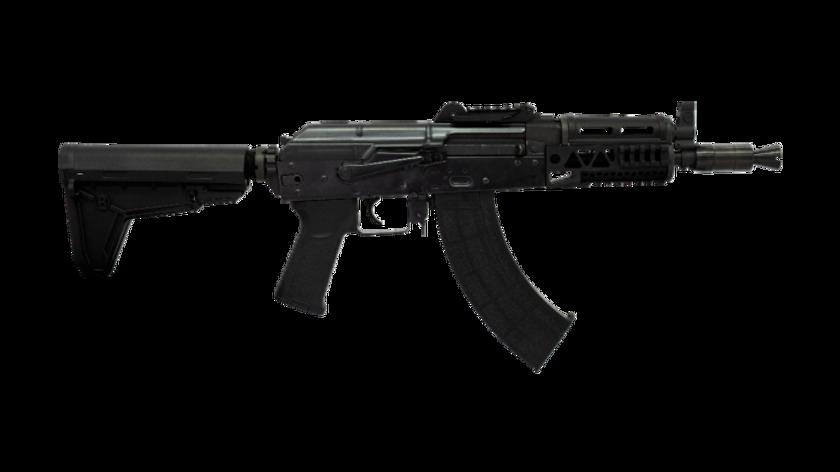 BOLT AKS74U-TACTICAL (BLACK) COMPETITION ENTRY