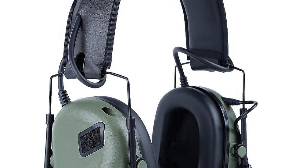 UNBRANDED RADIO HEADSET (USE WITH ELEMENT PTT, PTT NOT INCLUDED)