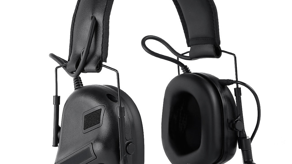 Airsoft  Headset Sound Pickup & Noise Cancelling