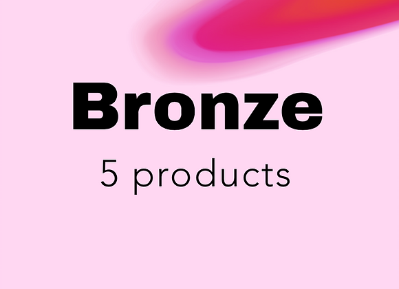 Bronze - 5 products
