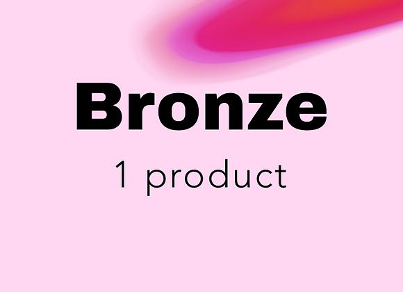 Bronze - 1 product