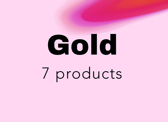 Gold - 7 products