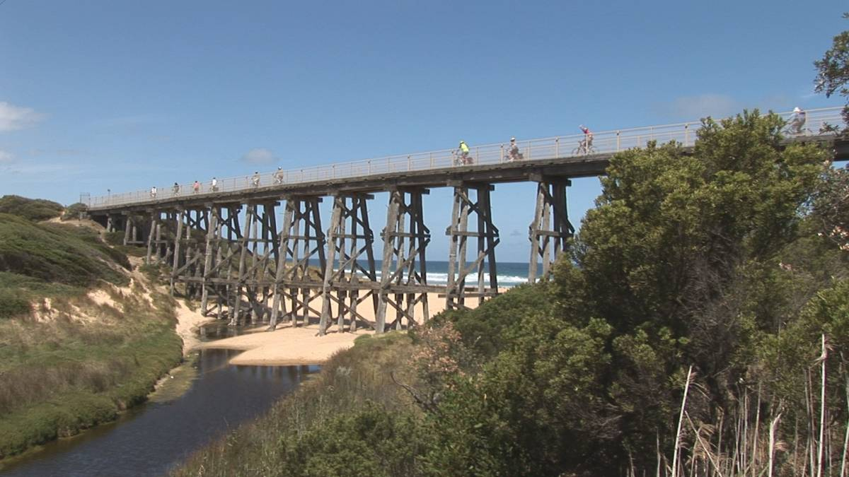 Kilcunda Tressle Bridge
