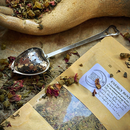 Witchy Loose Tea Blend - ENERGY BOOST
