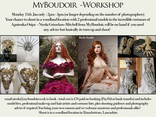 MyBoudoir Workshop