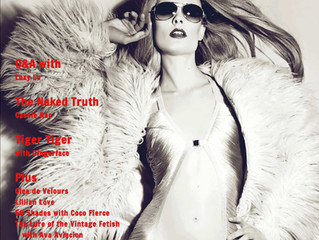 We launch our new magazine - FEMME Rebelle!