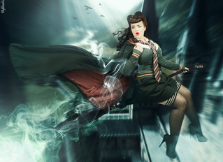Georgina Potter and the Sexy Hallows!