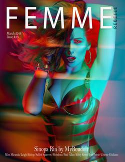 Femme Rebelle March 2016