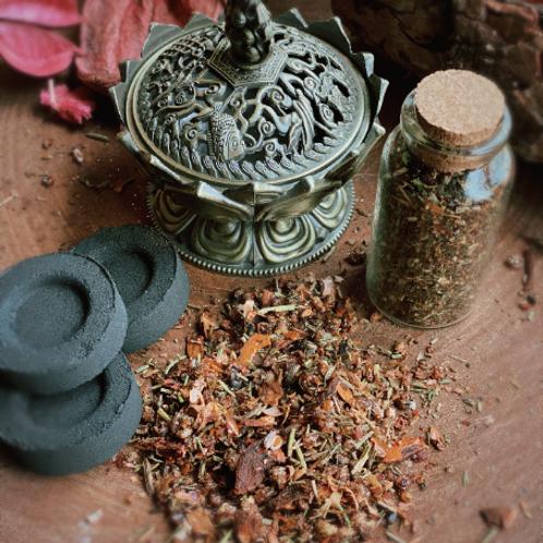 Loose Incense Starter Kit