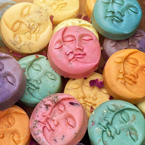 Witchy Body Lotion Bars Trio