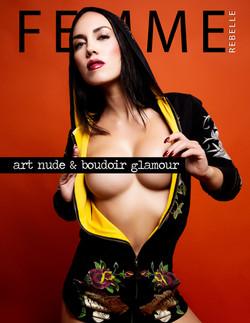 Boudoir Issue Cover