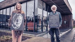 Zelfportret 'stotteren': krachtige foto-expo van Beernemnaar Eddy Janssens
