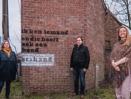 'Street art'-project in Beernem?