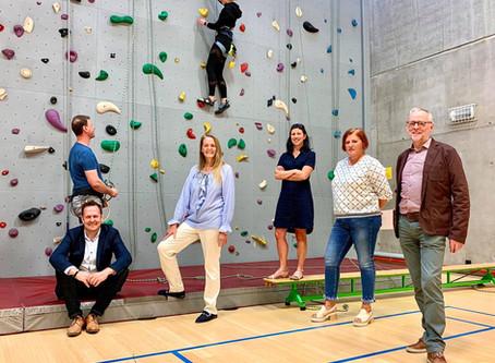 Samenwerking met De Zande verrijkt het sportaanbod in Beernem