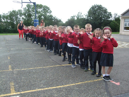 Our New Junior Infants